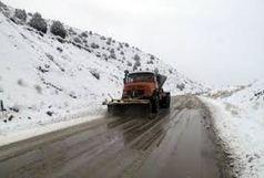 891 کیلومتر از راه های استان  برف روبی شد
