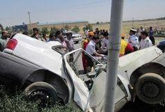 15 مصدوم حاصل سه تصادف در استان