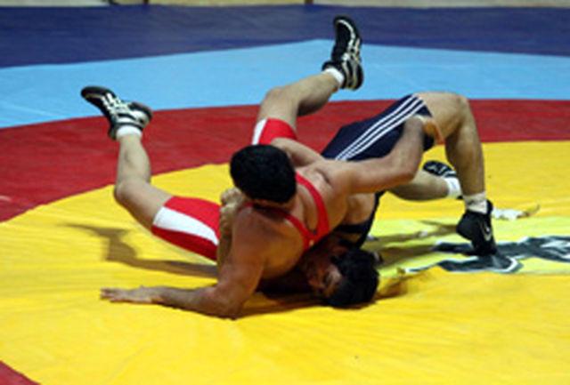 کومولوف قرقیز ناظر مسابقات است