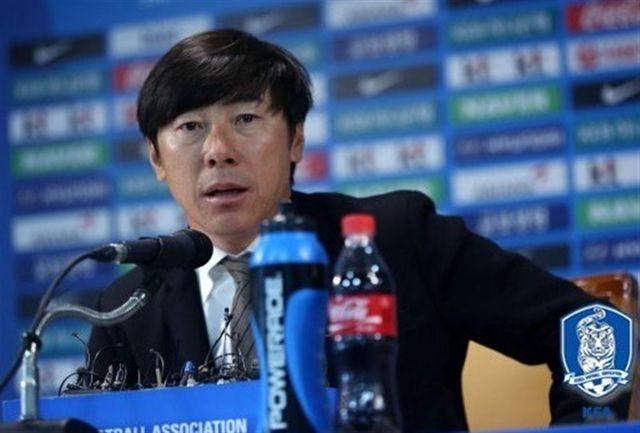 جام جهانی 2018؛ سرمربی کره: خودمان را باید برای بازی پیشرو مقابل مکزیک آماده کنیم