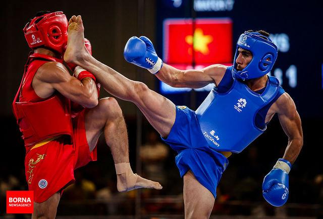 مسابقات ووشو قهرمانی کشور در نجف آباد آغاز شد
