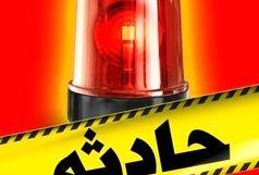 تصادف  زنجیره ای سه خودروی سواری در محور صومعه سرا به ضیابر حادثه آفرید