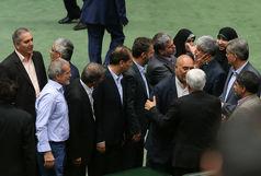 حضور ۴ وزیر در جلسات کمیسیونها