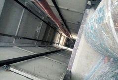 مرگ تعمیرکار 30 در آسانسور