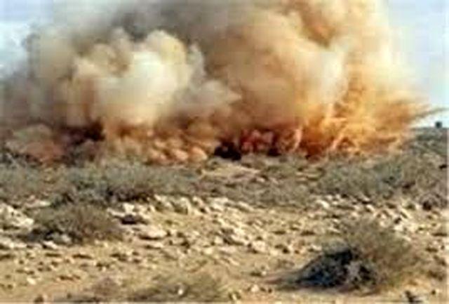 انفجار مین در مهران دو کشته برجای گذاشت