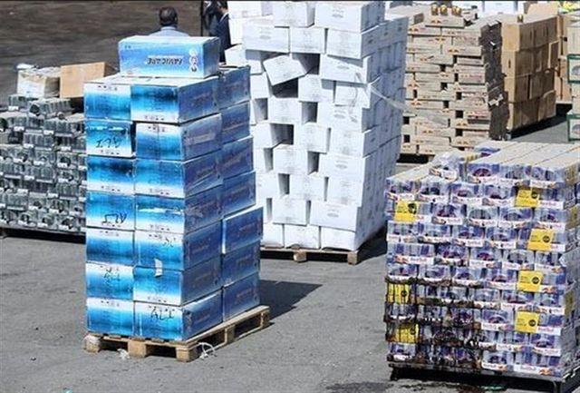 """توقیف کالای قاچاق در """"کهریزک"""""""