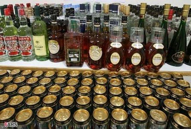 کارگاه ساخت مشروبات الکلی در بهاباد یزد کشف و پلمب شد