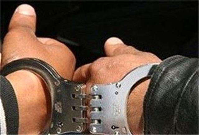 دستگیری متهمان باند خانوادگی جیب بری در قوچان