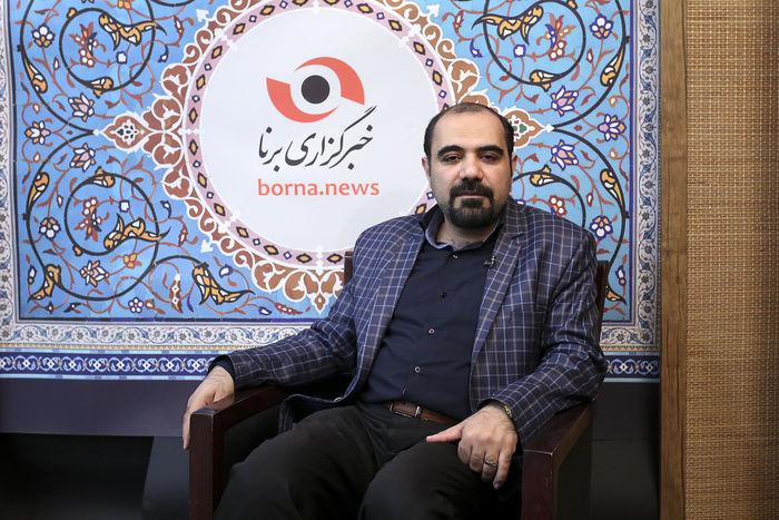 زبان فارسی از بی توجهی مردم لطمه می بیند/ببینید