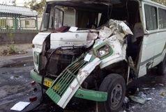 سوانح رانندگی در قزوین یک فوتی و پنج مصدوم بر جای گذاشت