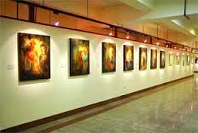 نمایشگاه ،نگاره های شهر عاشقی