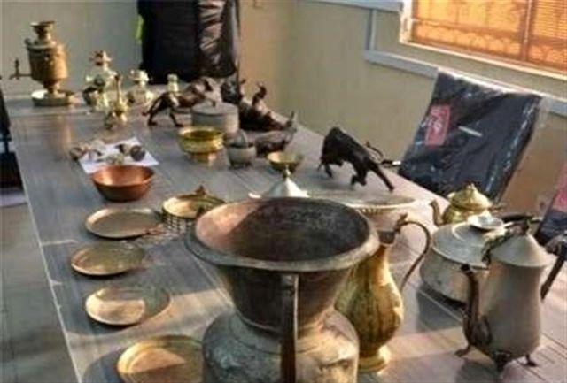 کشف ۳۶ قطعه سکه تاریخی در استان ایلام