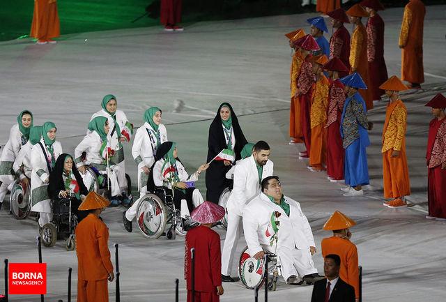 نقش دولت در رکوردشکنی احتمالی کاروان پارالمپیک ایران/ پرچمی که همیشه بالا خواهد ماند