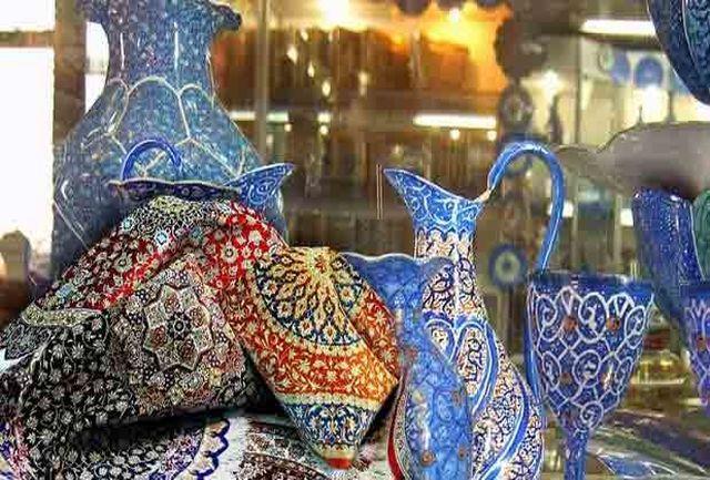 گشایش نمایشگاه سراسری صنایع دستی در همدان