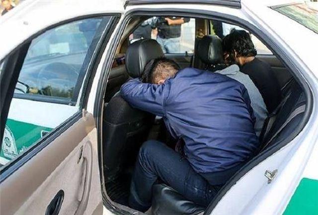 دستگیری 6 نفر از عوامل تیراندازی به منازل در کمتر از 48 ساعت