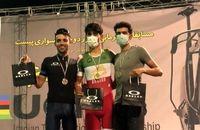 بازگشت آرین همدان را طلا باران کرد / استارت قوی آرین برای حضور المپیک
