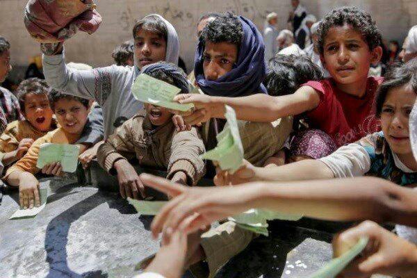 دولت ترامپ تعلیق کمک های بشردوستانه به یمن را بررسی می کند