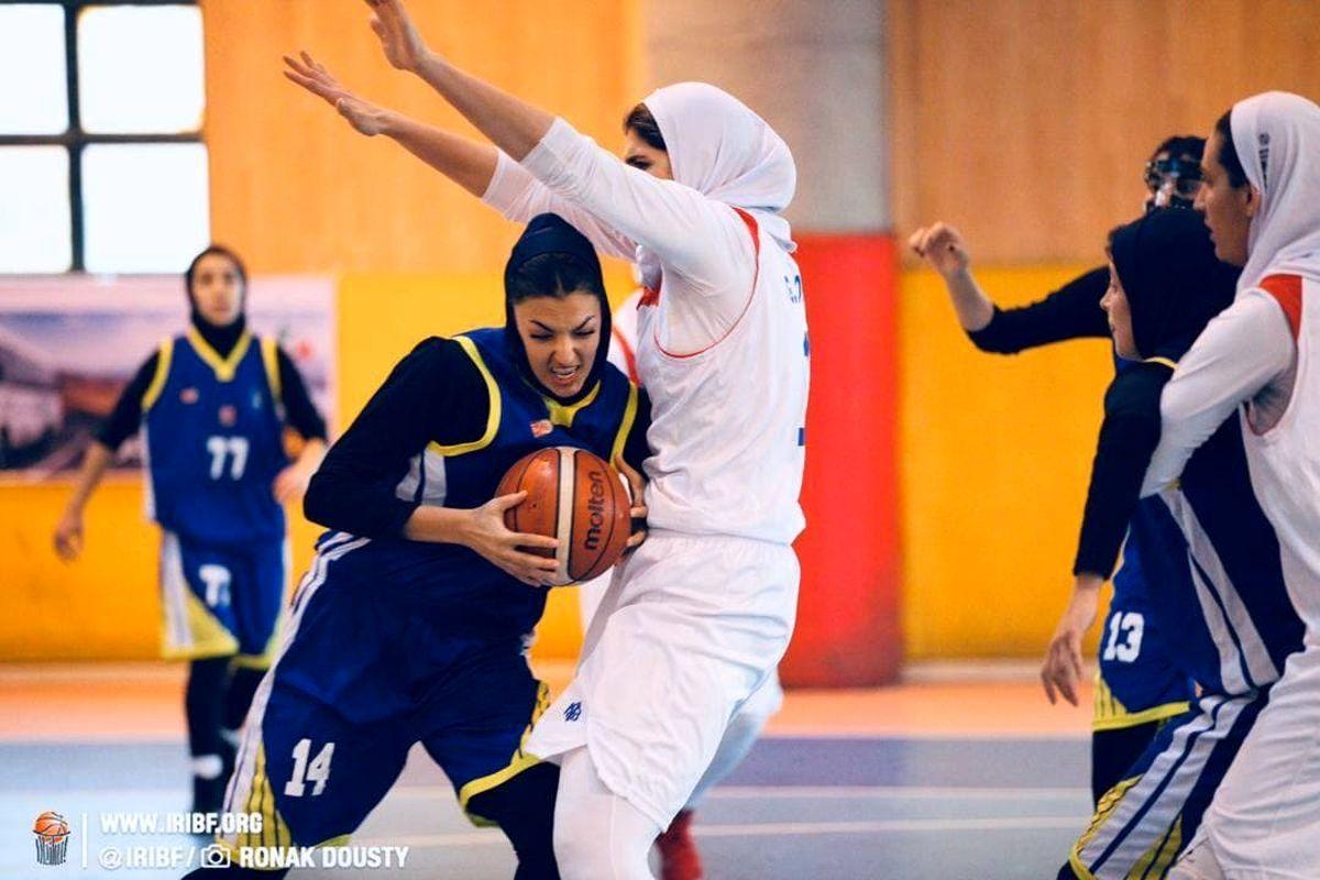 دعوت بانوی بسکتبالیست کردستانی به اردوی آمادگی تیم ملی بزرگسالان کشور