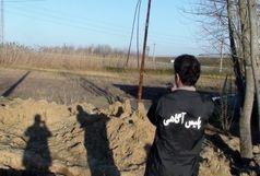 سارق کابلهای مخابراتی با 14 فقره سرقت در شفت دستگیر شد