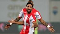 فسخ قرارداد لژیونر ایرانی با باشگاه پرتغالی