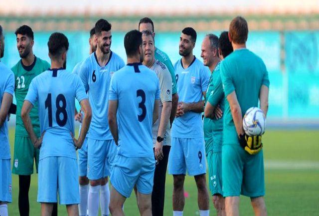از کاروان تیم ملی فوتبال تست PCR گرفته شد
