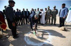 احداث نخستین مسجد روی آب کشور در کیش