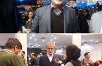 احمد حکیمی پور و علی صوفی برای انتخابات ثبت نام کردند