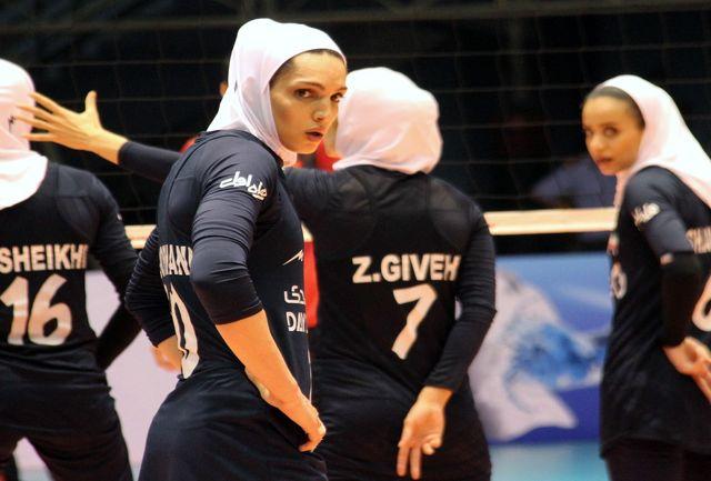 از عشق به فوتبال تا کاپیتانی والیبال بانوان ایران