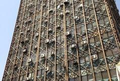 ۱۵بهمن افتتاح ضلع شمالی ساختمان پلاسکو