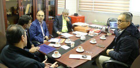 خلیلیان از ستاد ملی مبارزه با دوپینگ بازدید کرد