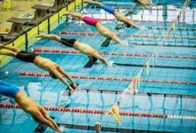 بروجرد قهرمان مسابقات  شنای قهرمانی لرستان شد