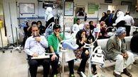 مراجعه 879 نفر با عارضه تنفسی به بیمارستانهای جنوب غرب خوزستان/بیماران در این روزها از خانه بیرون نیایند