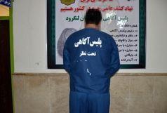 دستگیری سارق با پوشش مامور اداره برق