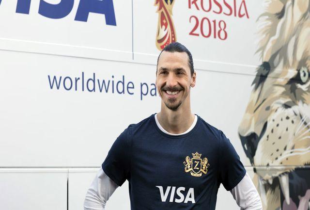 زلاتان قهرمان جام جهانی را پیش بینی کرد