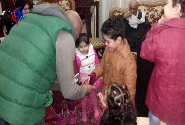 خواستگاری عجیب داماد 7 ساله از عروس 4 ساله!