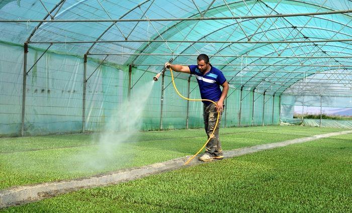 افتتاح 5 طرح کشاورزی با اعتبار 31 هزار و 448 میلیون ریال در شهرستان نهاوند