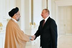 وزیر اطلاعات با رئیس جمهور آذربایجان دیدار کرد