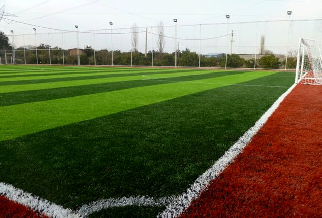 افتتاح و کلنگزنی ۵ پروژه ورزشی در نقده و پیرانشهر