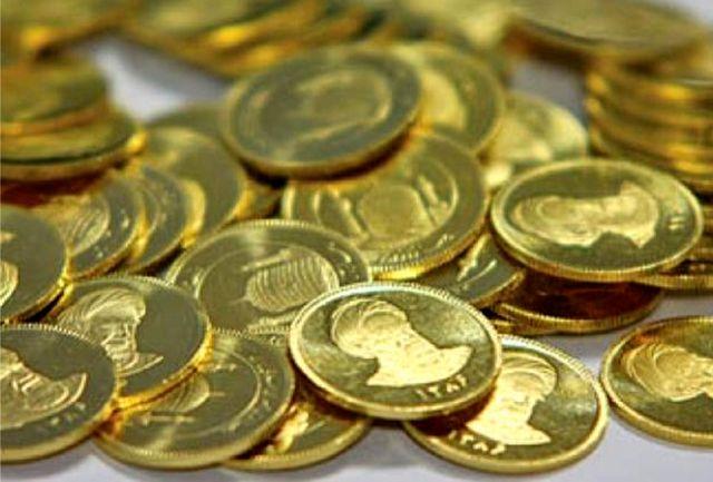 نوسان ناچیز قیمت سکه در کانال ۱۱ میلیون تومانی