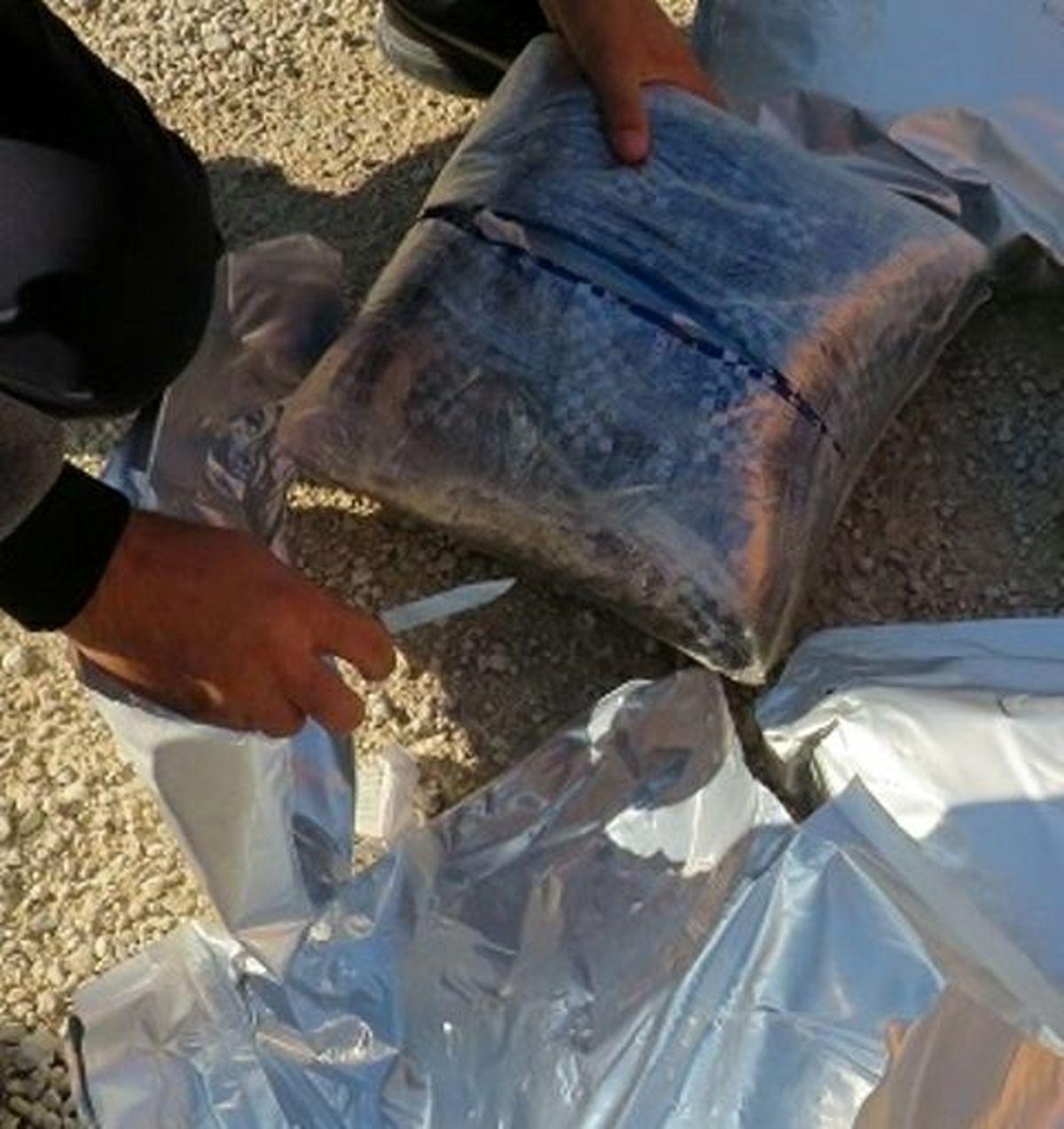 کشف 8 کیلو گرم تریاک جاساز از یک دستگاه خودرو در قزوین