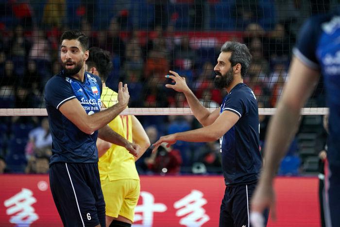 افتخارآفرینان والیبال، بامداد سهشنبه وارد تهران میشوند