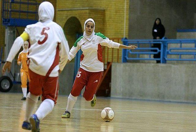 اعلام نتایج رقابتهای لیگ برتر فوتبال و فوتسال بانوان