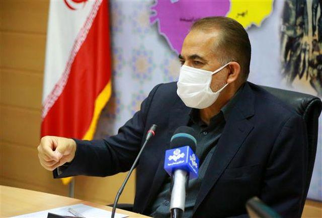 بازدید استاندار زنجان از روند عملیات اجرایی طرح اقدام ملی پروژه ۳۶۸ واحدی گلشهر زنجان