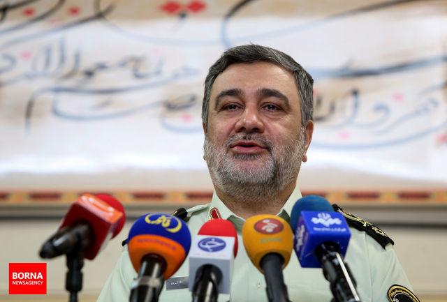 نگرانی فرمانده ناجا از بی حجابی در رسانه ملی!