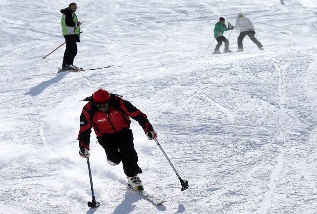6 مدال اسکی بازان در روز پایانی مسابقات بین المللی اسنوبرد