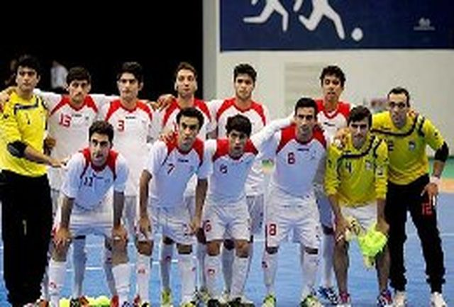 برتری تیم ملی فوتسال مقابل گواتمالا