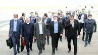 سفر رئیس و اعضای کمیسیون انرژی مجلس شورای اسلامی به استان ایلام