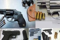 کشف 200 قبضه سلاح غیرمجاز در ایرانشهر