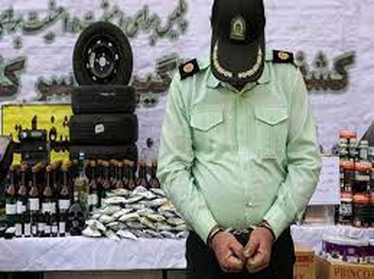 انهدام باند ماموران قلابی در تهران