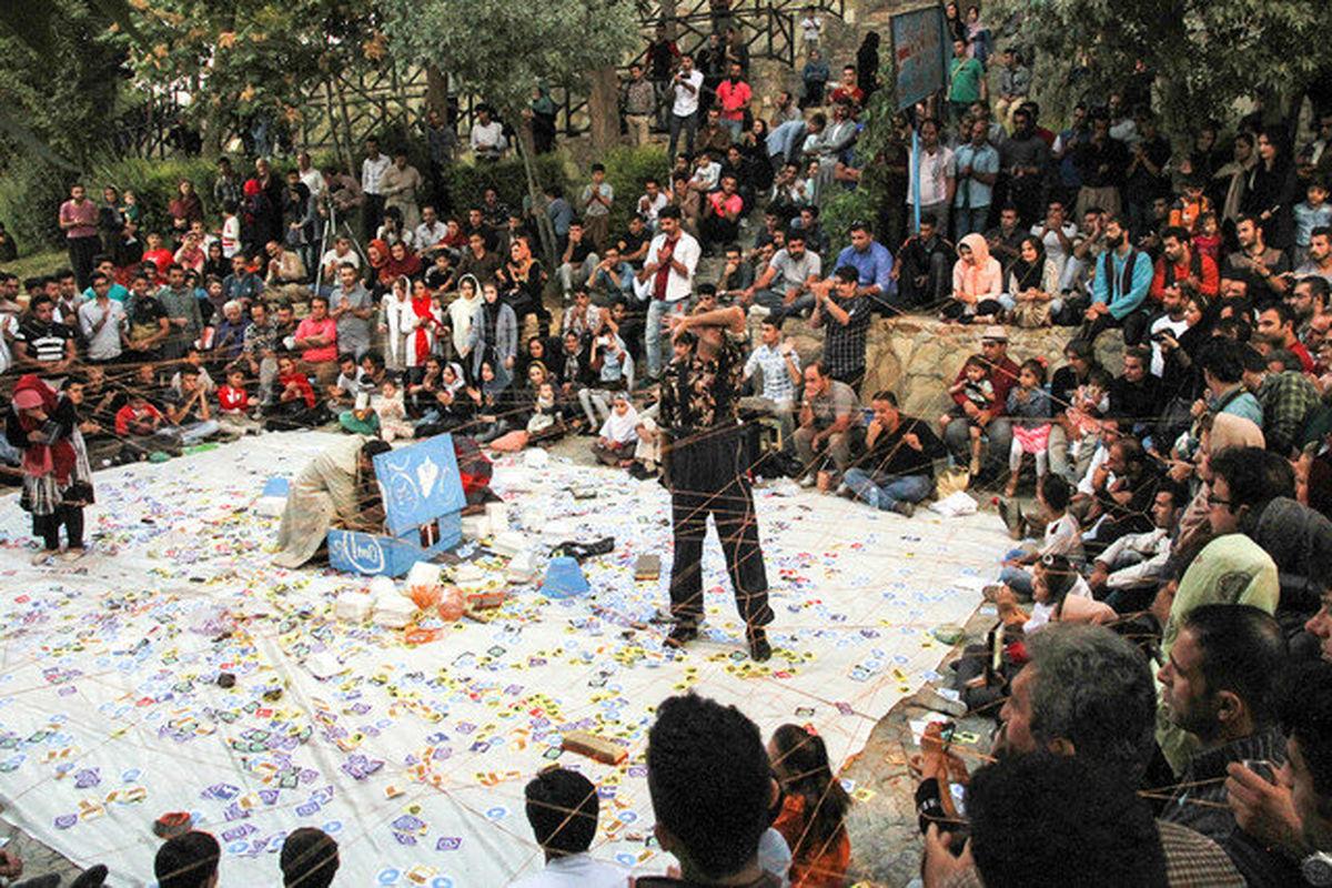 برگزاری پانزدهمین جشنواره بینالمللی تئاتر خیابانی مریوان به آبان ماه موکول شد